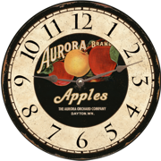 fruit-wall-clock-apples-wall-clock