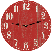 barn-red-clock