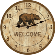 rustic-wall-clocks-bear-clock