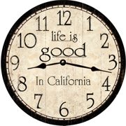 california-clock