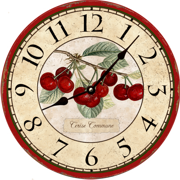 fruit-wall-cherry-clock