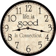 connecticut-clock