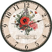 flower-wall-clock-boquet