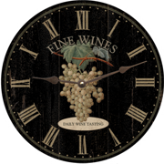 grape-wine-wall-clocks