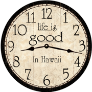 hawaii-clock