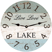 live-love-lake-clock