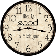 michigan-clock