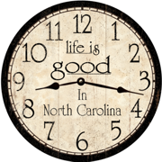 north-carolina-clock