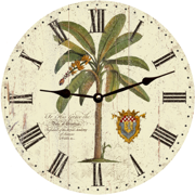 palm-tree-clock