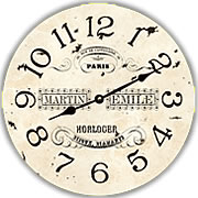 french-country-wall-clock-paris-clock
