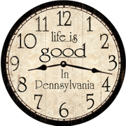 pennsylvania-clock