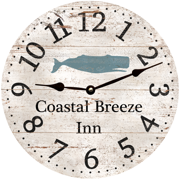 personalized-whale-clock