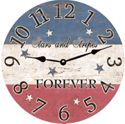patriotic-clocks-stars-stripes