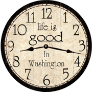 washington-clock