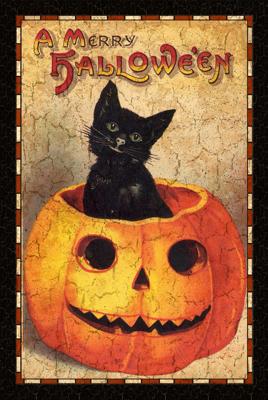 Halloween Print Old Time Halloween Print